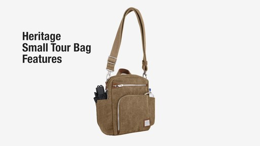 Travelon Anti-Theft Heritage Tour Bag - eBags.com - image 2 from the video