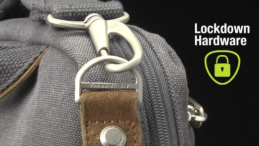 Travelon Anti-Theft Heritage Tour Bag - eBags.com - image 5 from the video