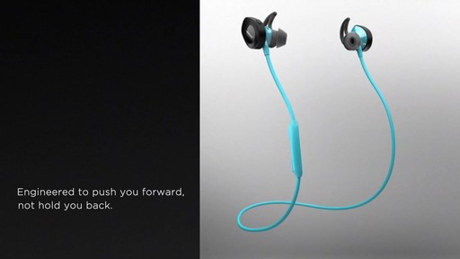 Bose SoundSport Wireless Headphones - Shop eBags.com - image 2 from the video