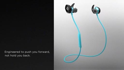 Bose SoundSport Wireless Headphones - Shop eBags.com - image 2 from the video