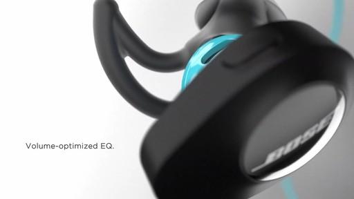 Bose SoundSport Wireless Headphones - Shop eBags.com - image 3 from the video