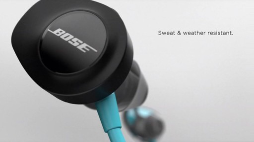 Bose SoundSport Wireless Headphones - Shop eBags.com - image 5 from the video