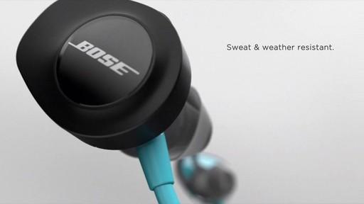 Bose SoundSport Wireless Headphones - Shop eBags.com - image 5 from the video