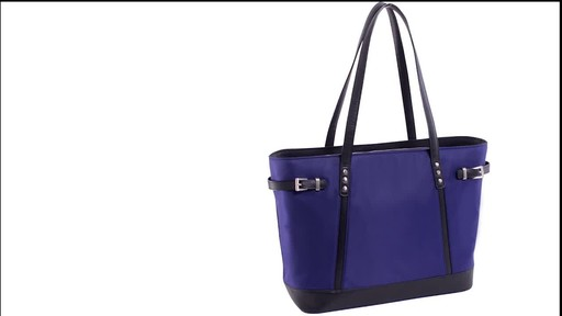 McKlein USA Aria Tote - image 2 from the video