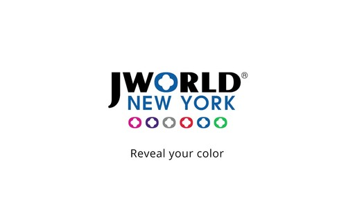 J World New York Sundance Laptop Rolling Backpack - on eBags.com - image 10 from the video