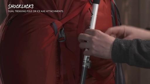 Gregory Men's Baltoro Packs - image 9 from the video
