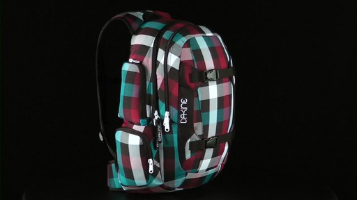 DAKINE - Women's Mission 25L Backpack   - image 10 from the video