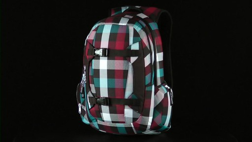 DAKINE - Women's Mission 25L Backpack   - image 2 from the video