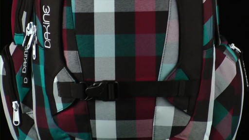 DAKINE - Women's Mission 25L Backpack   - image 6 from the video