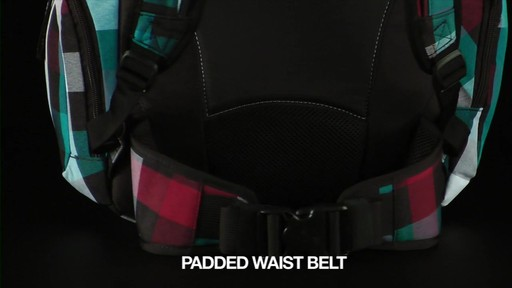 DAKINE - Women's Mission 25L Backpack   - image 8 from the video