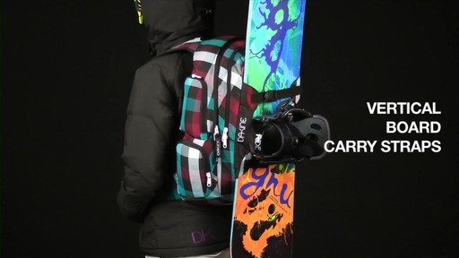 DAKINE - Women's Mission 25L Backpack   - image 9 from the video