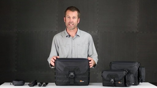 Lowepro ProTactic SH Camera Bags - image 1 from the video