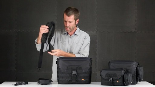 Lowepro ProTactic SH Camera Bags - image 10 from the video