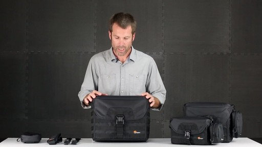 Lowepro ProTactic SH Camera Bags - image 2 from the video
