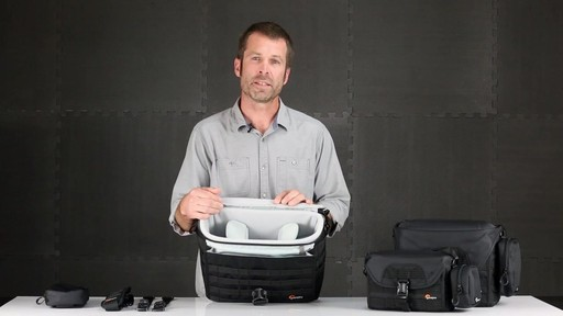 Lowepro ProTactic SH Camera Bags - image 3 from the video