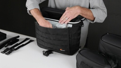 Lowepro ProTactic SH Camera Bags - image 5 from the video