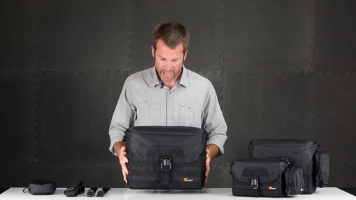 Lowepro ProTactic SH Camera Bags - image 6 from the video