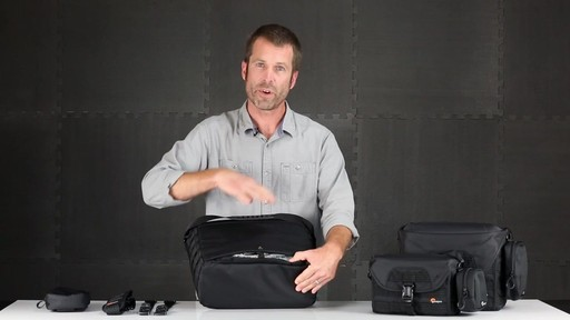 Lowepro ProTactic SH Camera Bags - image 7 from the video