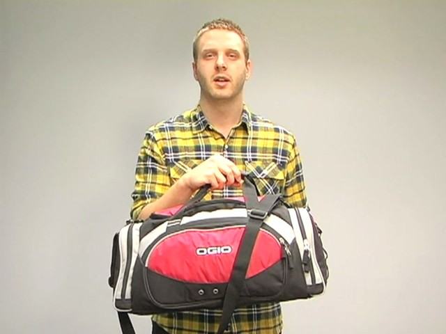 Ogio All Terrain Duffel - image 10 from the video
