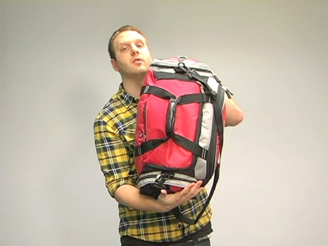 Ogio All Terrain Duffel - image 6 from the video