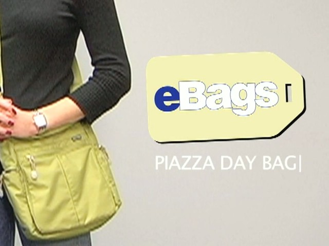 eBags Piazza Day Travel Bag - image 10 from the video