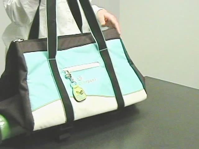 Sherpani Meta 4 Gym Bag - image 1 from the video