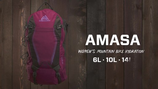 Gregory Amasa Hiking Backpacks - image 1 from the video