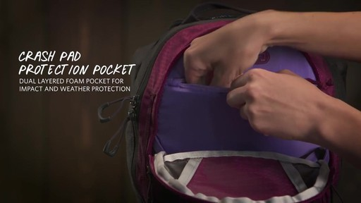 Gregory Amasa Hiking Backpacks - image 7 from the video