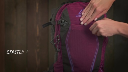 Gregory Amasa Hiking Backpacks - image 8 from the video