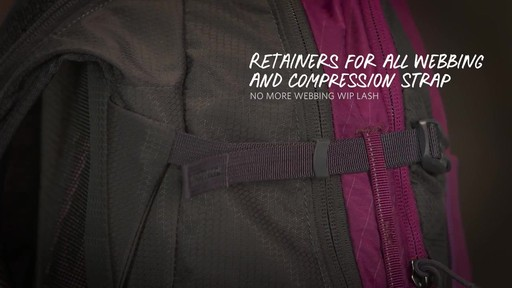 Gregory Amasa Hiking Backpacks - image 9 from the video
