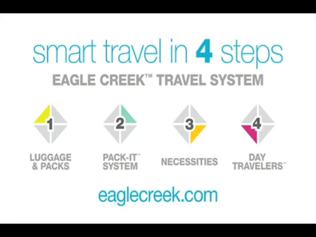 Eagle Creek Sandman Travel Pillow - image 10 from the video