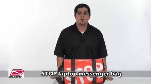 Ducti Stop Laptop Messenger - image 2 from the video