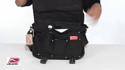 Ducti Stop Laptop Messenger - image 3 from the video