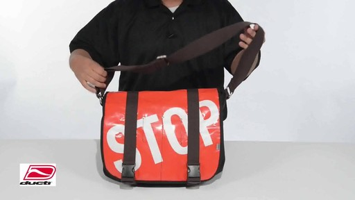 Ducti Stop Laptop Messenger - image 7 from the video