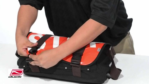 Ducti Stop Laptop Messenger - image 8 from the video