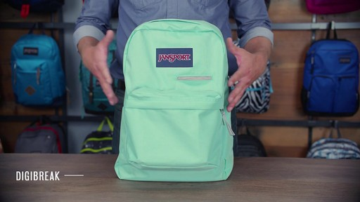 JanSport - Digibreak Laptop Backpack » eBags Video