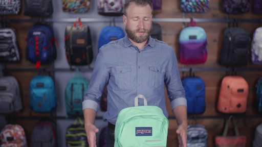 JanSport - Digibreak Laptop Backpack - image 10 from the video