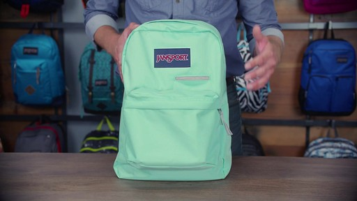 JanSport - Digibreak Laptop Backpack - image 2 from the video