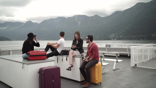 Lojel Octa Luggage - on eBags.com - image 1 from the video