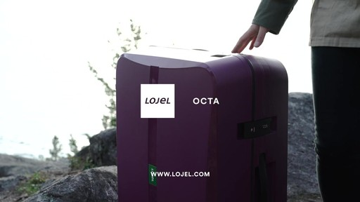 Lojel Octa Luggage - on eBags.com - image 10 from the video