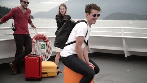 Lojel Octa Luggage - on eBags.com - image 3 from the video