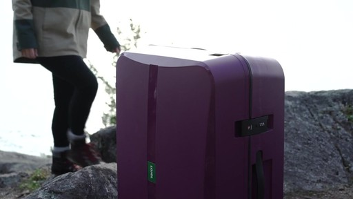 Lojel Octa Luggage - on eBags.com - image 8 from the video