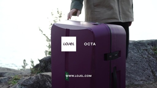 Lojel Octa Luggage - on eBags.com - image 9 from the video