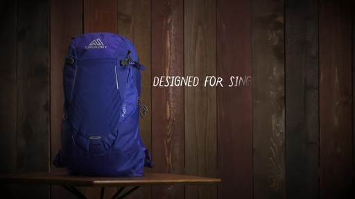 Gregory Womens Avos 3D-Hydro Backpack - image 1 from the video