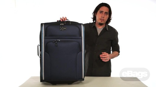 Tommy Bahama Luggage Deep Sea Collection - image 4 from the video