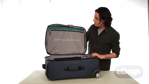 Tommy Bahama Luggage Deep Sea Collection - image 7 from the video