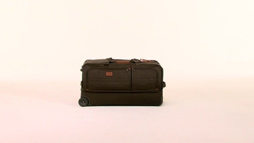 Tumi Alpha 2 Large Wheeled Split Duffel - eBags.com - image 1 from the video