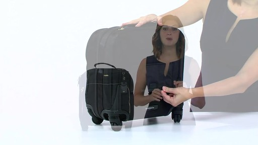 Tumi Voyageur Oslo 4 Wheel Compact Carry On - Shop eBags.com - image 6 from the video