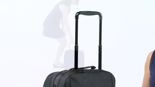 Tumi Voyageur Oslo 4 Wheel Compact Carry On - Shop eBags.com - image 7 from the video