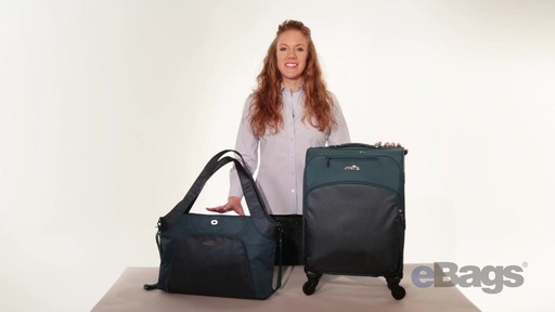 baggallini Stanza Tote & Chord Roller - eBags.com - image 10 from the video